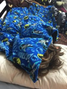 weighted blanket batman